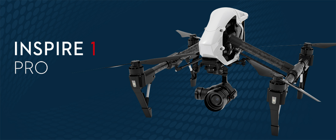 Inspire 1 Pro - Overview 01