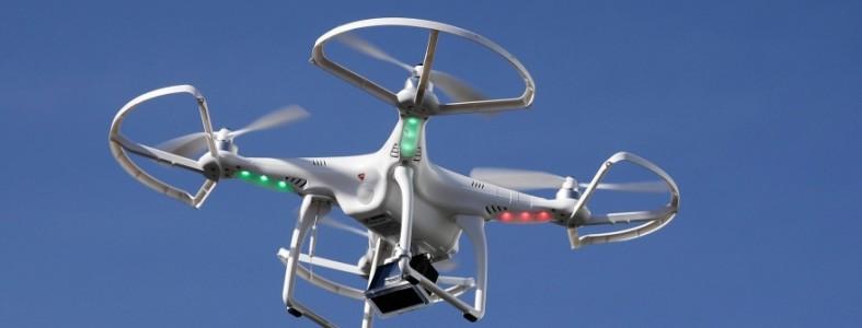 Drone dubai garbage